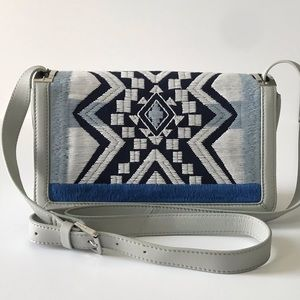 Sam Edelman Zuri Leather Shoulder Bag